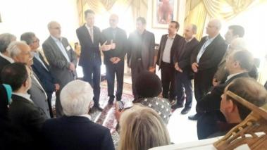 دفتر همکاری های علمی و فناوری ایران و اتحادیه اروپا در آلمان افتتاح شد