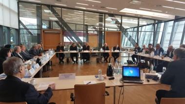 همکاری میان دانشگاه های محوری ایران و دانشگاه میان رشته ای تکنولوژی در قلب اروپا